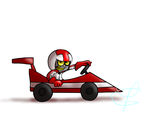 Turbo Racer by Poulterghiest