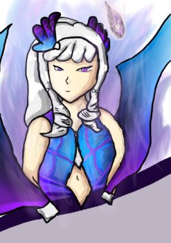 gaia avatar art for AngelicHottie126ga by XeoDon