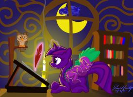 Twilight by the Candlelight by Invalid-David