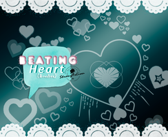 Beating Heart (Brushes) by StrongAsLion