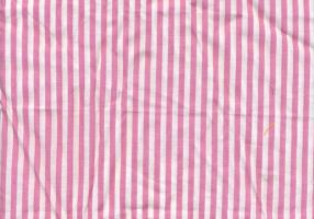 Pink and White Striped Cotton by caffeine2