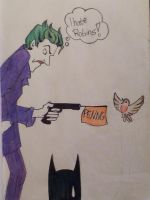 and another robin is going to die by Felidae16