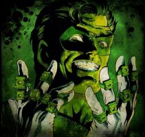GL Hal Jordan by REDSkill3t