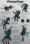 Changelings Character Sheet by Starbat