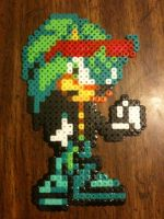 Scourge Bead Sprite by nayrb00