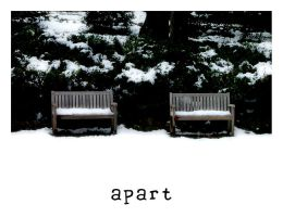 Apart by FataCorvina
