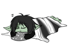 Sleepytime for Helmy by viralremix