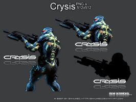 Crysis Soldier by 3xhumed