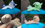 Beanie Plush Lot 1 by mastertortilla27