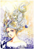 The mother of life by hakurama01