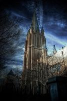 Freemason Street Church by KOMODO-Art
