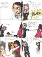 The Truth Why Sephi Went Nuts by LittleMarin