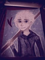 Jack Frost by Thetruffulacupcake