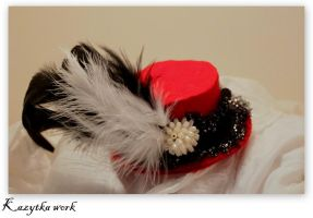 Red top hat by Nerisa