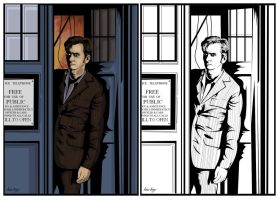 Doctor Who by adsta