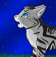 Jayfeather's Doubt by Relaxn