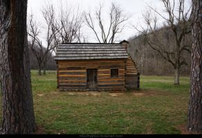 Knob Creek Lincoln Home by KYghost