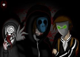 Creeps Trio by DaReckless