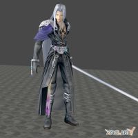 SEPHIROTH by FilorNotAlwaysMe