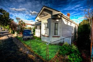 New Zealand House HDR by MisterDedication