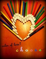 Color of Love by miades