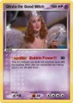 Glinda the Good Pokemon Card by Amphitrite7