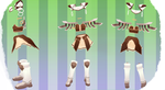 MMD Outfit 13 by MMD3DCGParts