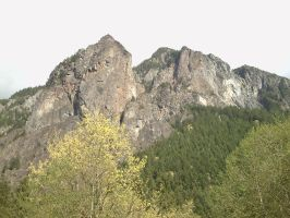 Mount Si , North Bend WA by Guardian0660