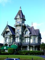 Victorian not in Oregon by RippleInStillWaters