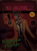 Nick Valentine - Fallout 4 by cynellis