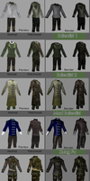 Texture - Male Poly Clothes by BlueSerenity