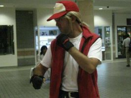 Terry Bogard cosplay 43 by IronCobraAM