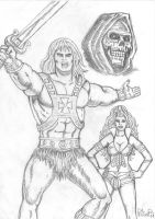 He-Man and MOTU by yerbouti