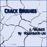 Crack Brushes by Fionnabhair-LFH