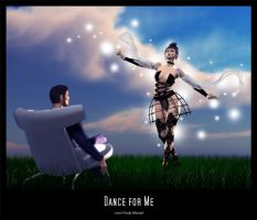 Dance For Me by Fredy3D