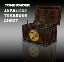TOMB RAIDER: Japanese Treasure Chest by doppelstuff