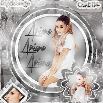 Pack The Ari Grande By TopDesings by Tutos-Barz