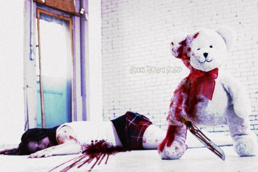 I loved you teddy by wickedoubt