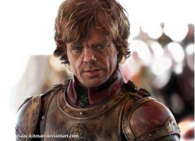 Game of Thrones, Peter Dinklage by IsaacJLitman