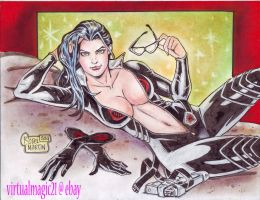 BARONESS art by RODEL MARTIN (04072014) by rodelsm21
