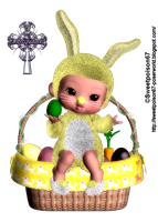 Pippin Bunny by sweetpoison67
