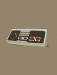 nes controller by ROB0TH0USE