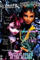 Monster High Life - Volume 500 Issue 3614 by Dollinator