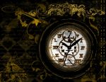 Locked in Time by Hinallyla