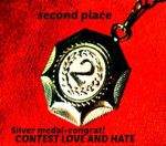 Medal-2-CONTEST -LOVE AND HATE by YOKOKY