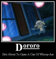 Dororo About To Open... by TheLonesomeDuck
