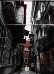 Alley by chinitowland