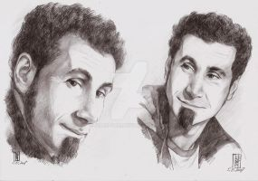 Serj by Star-taC