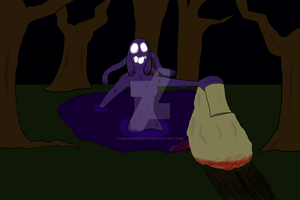 Halloween Tribute #1: Lady Slime Mire by Mysticblueshadow