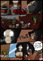 Leap of Faith - Page Two by BlackSen